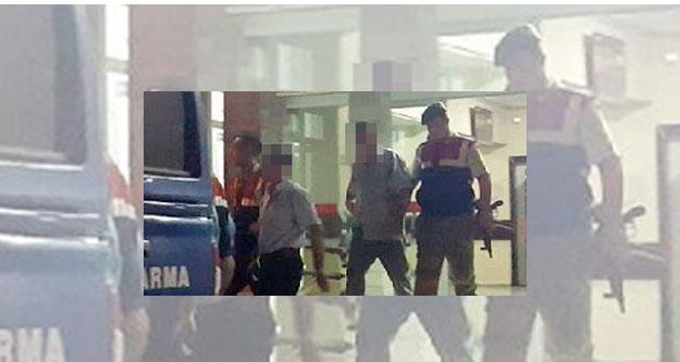 Acıpayam'da 5 kişi FETÖ'den tutuklandı