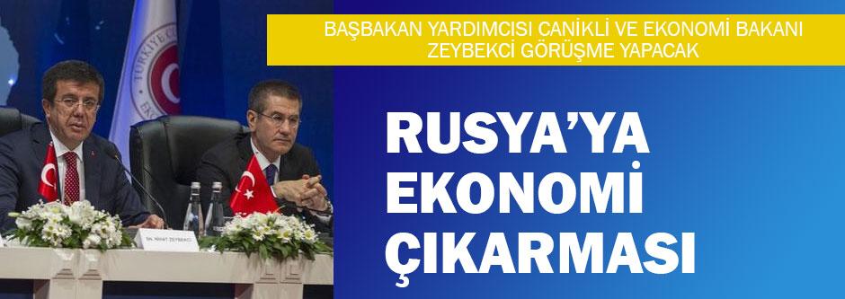 Zeybekci Rusya'ya gidiyor