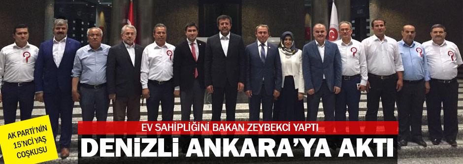 Ak Partililer'in Ankara çıkarması