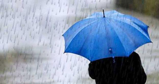 Cumaya yağmur var