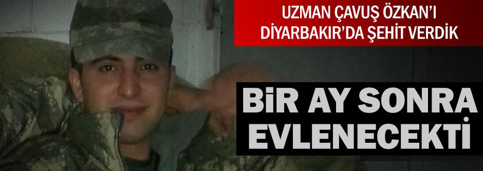 Diyarbakır'dan acı haber: Şehidimiz var