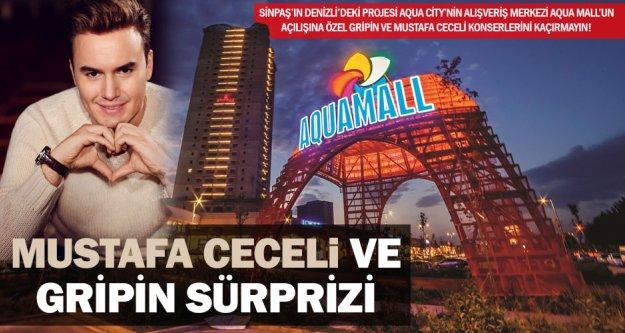 Aqua Mall, konserlerle geliyor