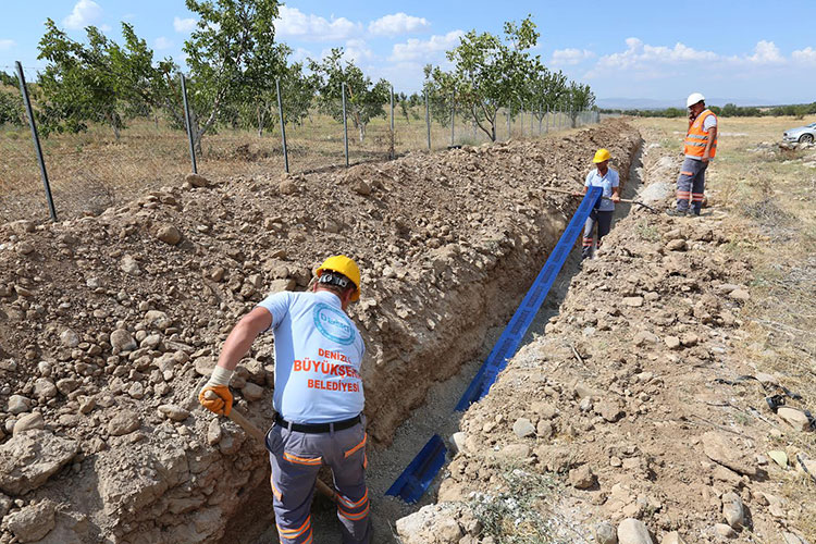 Boğaziçi'nin içme suyu sorununa neşter