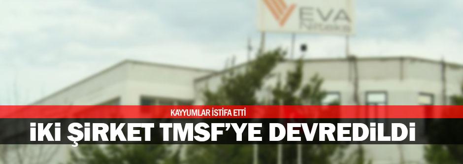 İki tekstil firması TMSF'ye devredildi