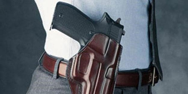 Silah yasağı kaldırıldı