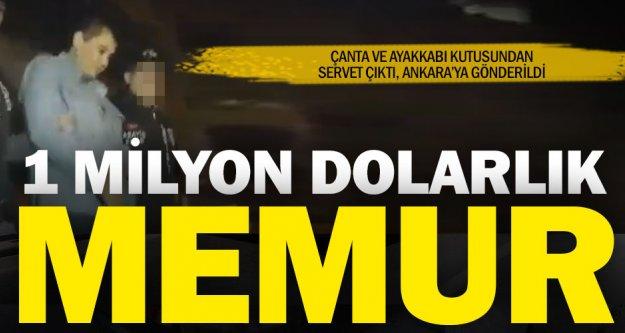O memur Ankara'ya gönderildi