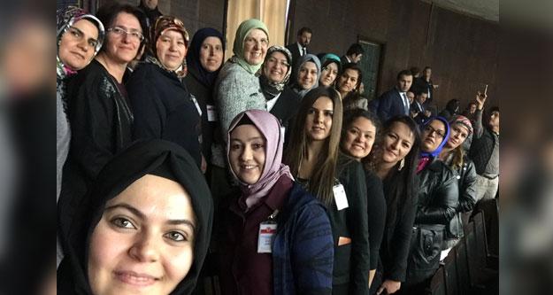 Acıpayamlı kadınlar Ramazanoğlu'na misafir