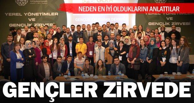 Gençlik Meclisi, Yerel Yönetimler ve Gençlik Zirvesi'nde