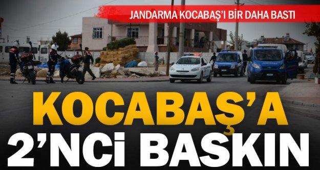 Jandarma'dan Kocabaş'a uyuşturucu baskını