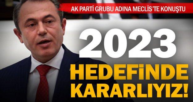 2023 hedefinden taviz yok!
