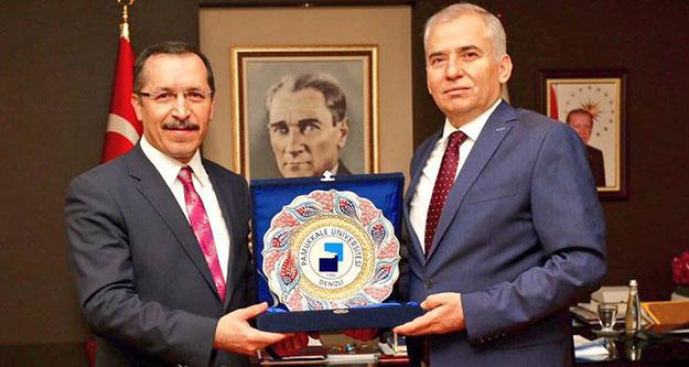Başkan Zolan: Üniversite Denizli'ye katkı sağlıyor