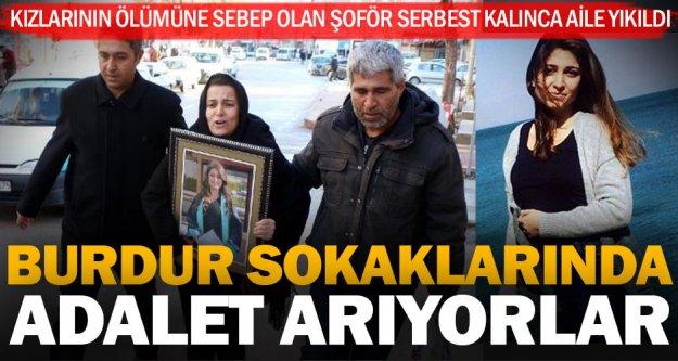 Şoför serbest kaldı, Gizem'in ailesi yıkıldı