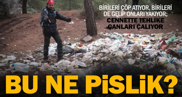 Önlem alınmazsa; yakında çöpümüzde boğulacağız