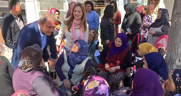 Ak Partili Tin: Yeni Türkiye'nin temeli 'evet' olacak