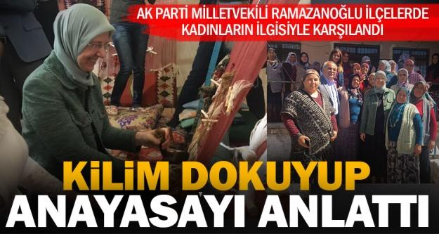 Ramazanoğlu anlattı, kadınlar 'evet' dedi