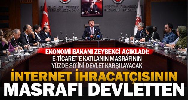 Bakan Zeybekci'den ihracatçıya dev destek