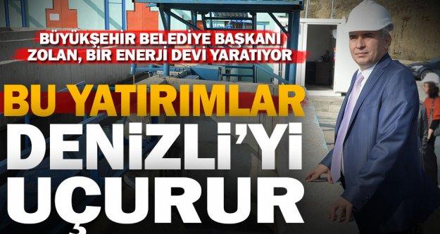 Büyükşehir'den enerji devrimi