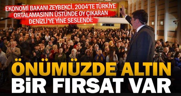"""Zeybekci: 'Türkiye tuzaklardan kurtulacak"""""""