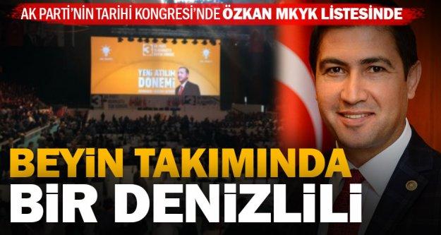 Milletvekili Özkan Ak Parti MKYK'sında