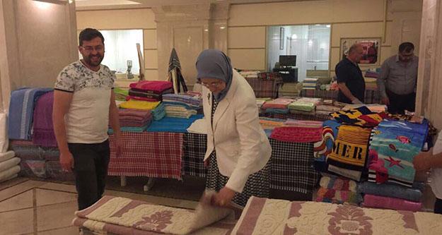 Ankara'da Denizli Tekstil Günleri