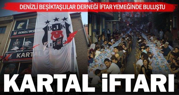Beşiktaşlılardan iftar buluşması