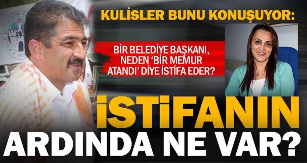 Denizli Güncel kulislerden bildiriyor: Erkan Hayla'nın istifasının ardında Berna Öztürk var
