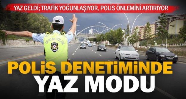 Denizli polisi, üç bölgede 'tanyeri' uygulaması yapacak