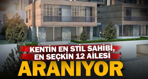Sadece 12 seçkin ailenin adresi: Loca Şirinköy