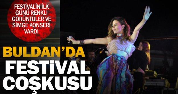 Buldan'da dokuma festivali başladı