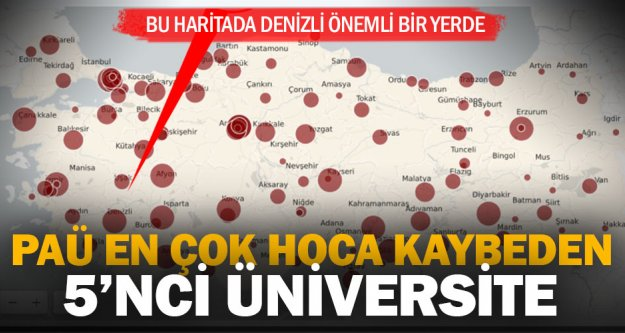 PAÜ'den bugüne kadar 170 akademisyen ihraç edildi