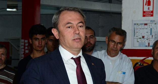 AK Partili Şahin Tin'den Kılıçdaroğlu'nun sözlerine tepki