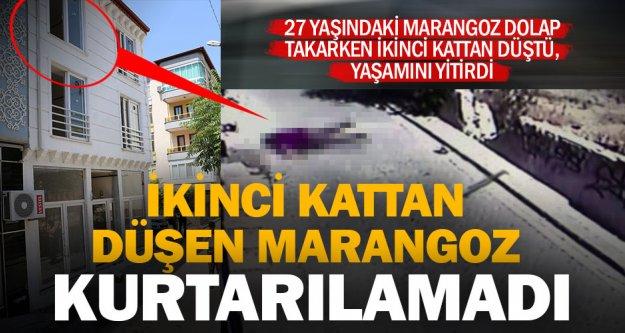 Balkon korkulukları olmayan inşaattan düşen marangoz yaşamını yitirdi
