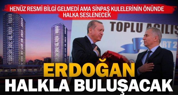 Cumhurbaşkanı Erdoğan 5 ay sonra yine Denizlililer'e seslenecek