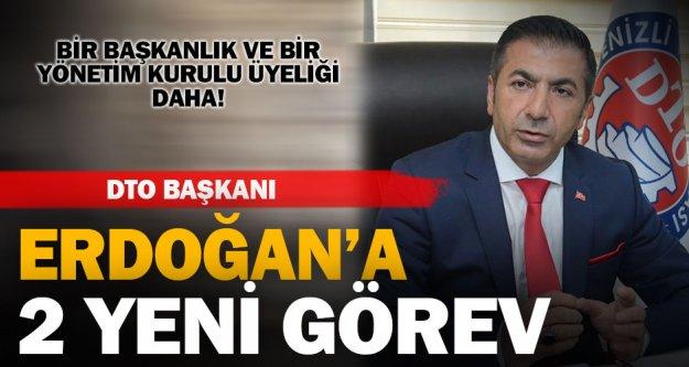 DTO Başkanı Erdoğan'a iki yeni görev daha