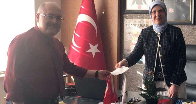 Ramazanoğlu, kurban vekaletini Kızılay'a verdi