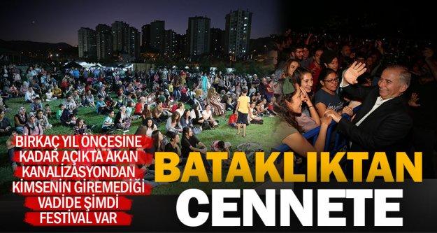 Denizli'nin cennetinde, Denizli'nin en büyük festivali
