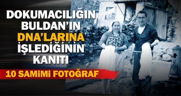 Buldan'dan çok harika 10 tarihi dokuma fotoğrafı