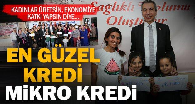 Büyükşehir'den girişimci kadınlara destek