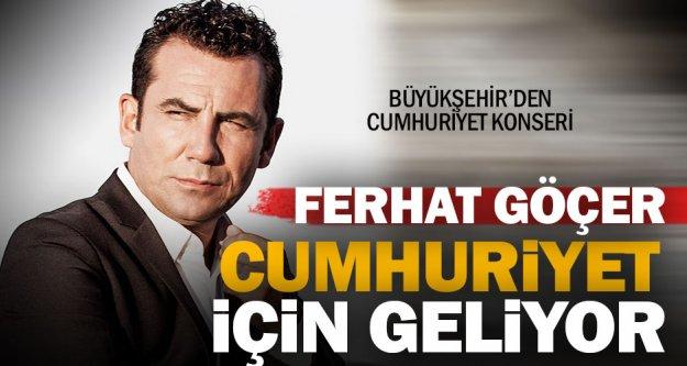 Büyükşehir'den Cumhuriyet konseri