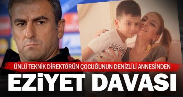 Denizlispor'un eski hocası Hamzaoğlu'na eziyet davası
