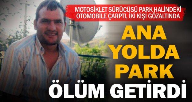 Sarayköy'deki motosiklet kazasında sürücü öldü