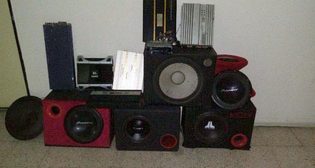 Ses sistemi hırsızları