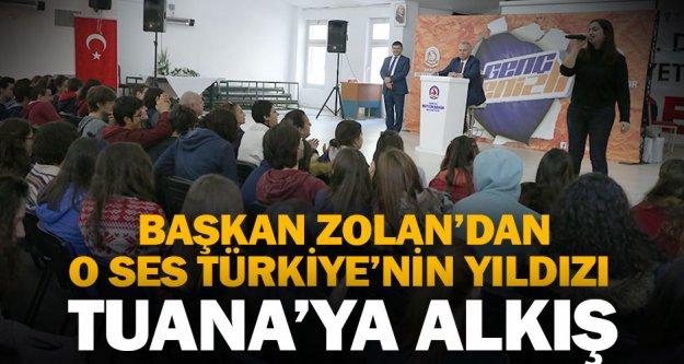 Başkan Osman Zolan gençlerle buluşuyor