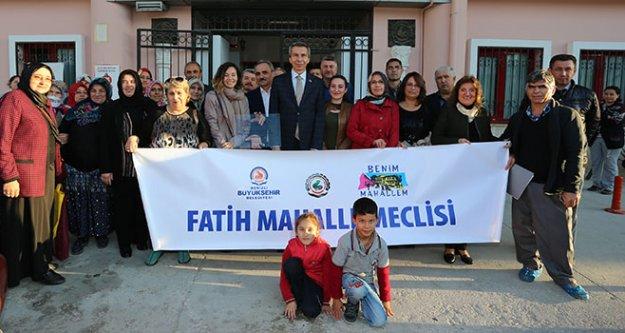 Benim Mahallem Projesi Fatih'te