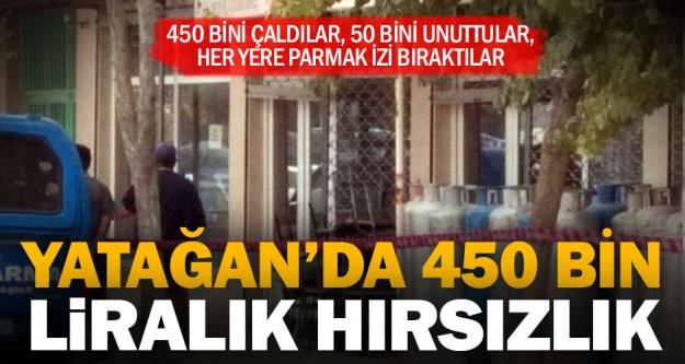 Bıçakçılık kooperatifinden 450 bin lira çalındı