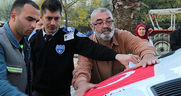 Cenazesi İstanbul'a uğurlandı