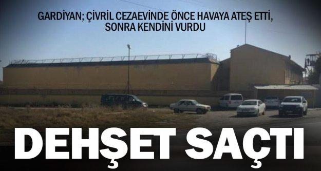 Çivril cezaevinde dehşet dakikaları