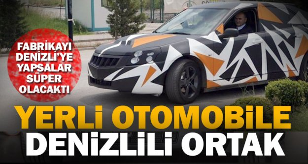 Denizlili Zorlu'nun sahibi olduğu Vestel yerli otomobil üretimine ortak