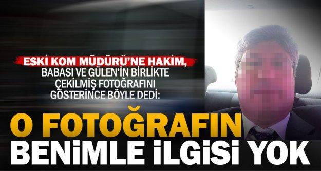 FETÖ'den tutuklanan eski KOM müdürü hakim karşısına çıktı