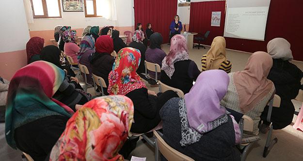 'Kadına Şiddete Hayır' semineri